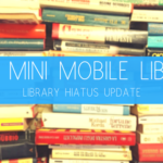 Ruth Mini Mobile Library is on an extended library hiatus