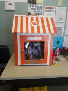 Whataburger Little Free Library