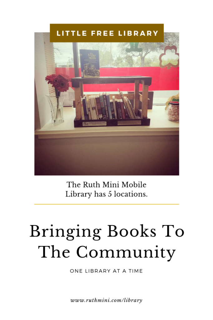 Little Free Library Locations