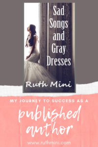 My Journey To Success as a Published Author