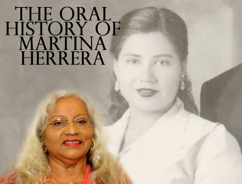 Oral History Project: Martina Herrera (2016)
